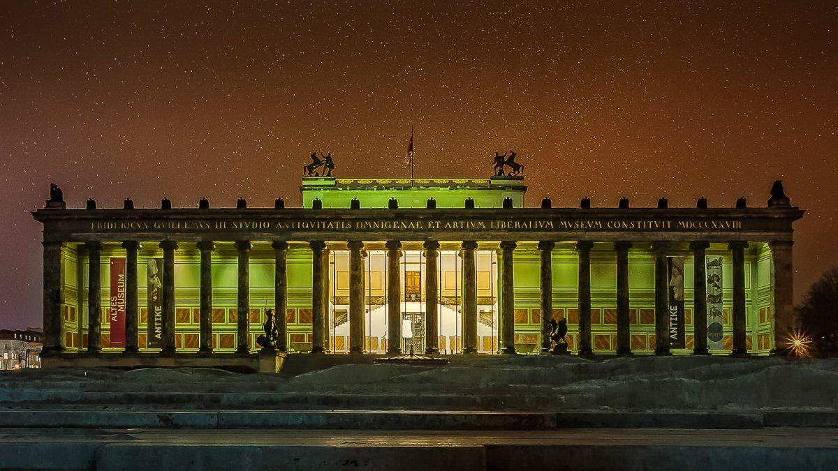 Altes Museum Berlin - (c) eric immerheiser
