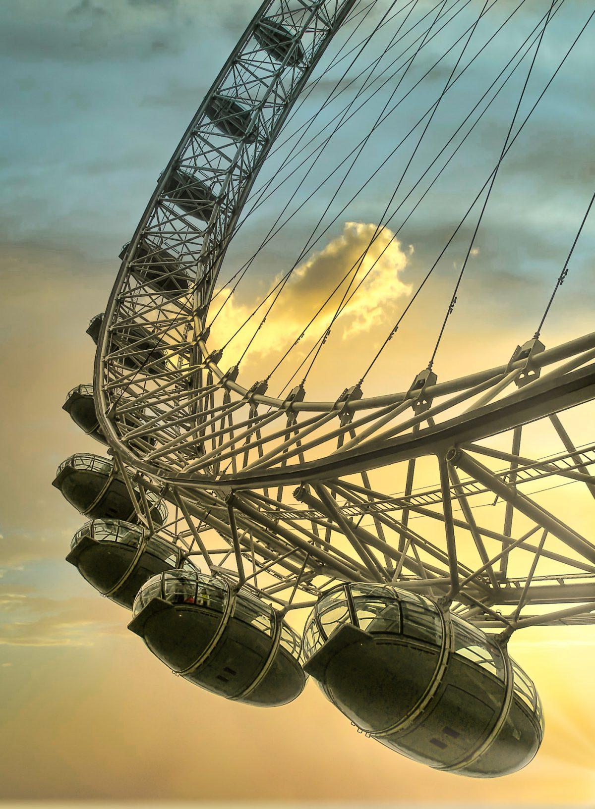 London Eye - (c) Eric immerheiser