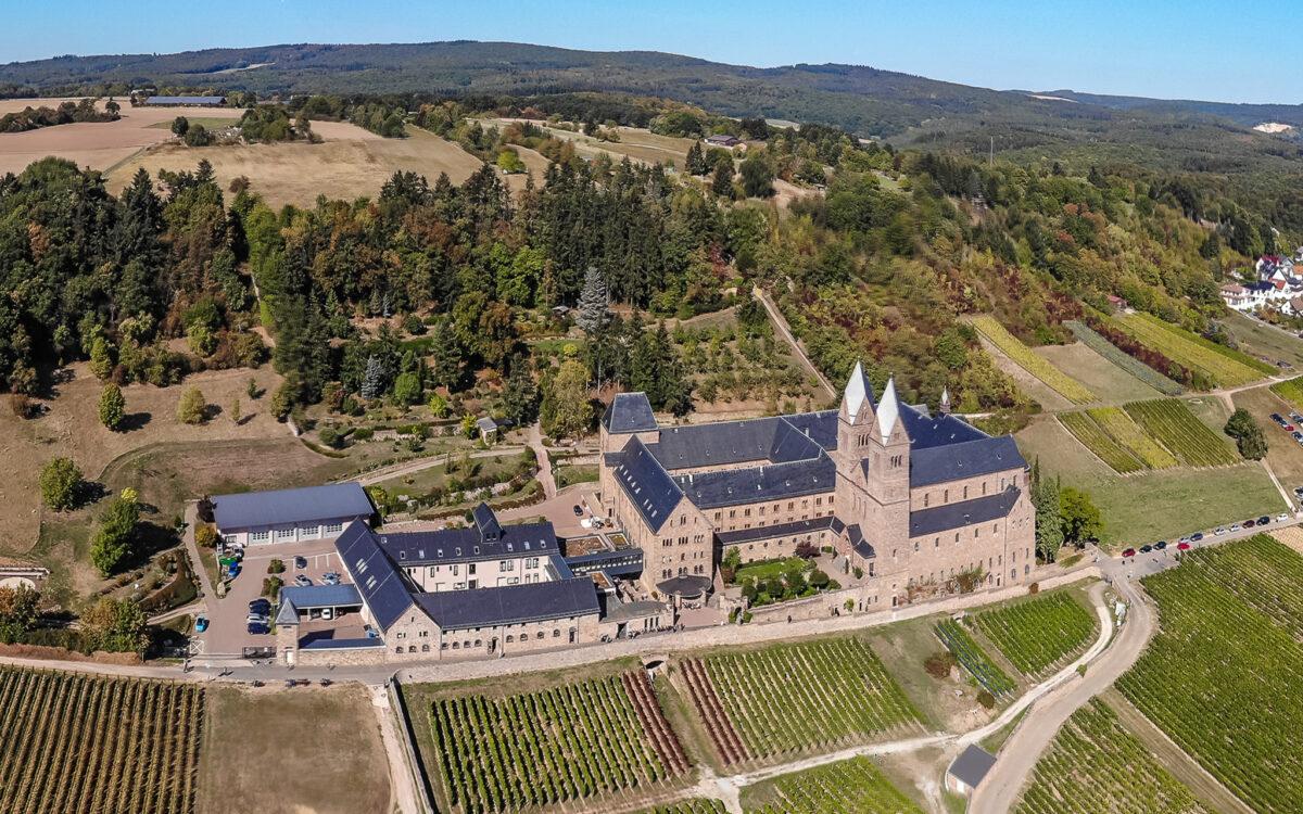 Abtei St Hildegard - (c) Eric Immerheiser