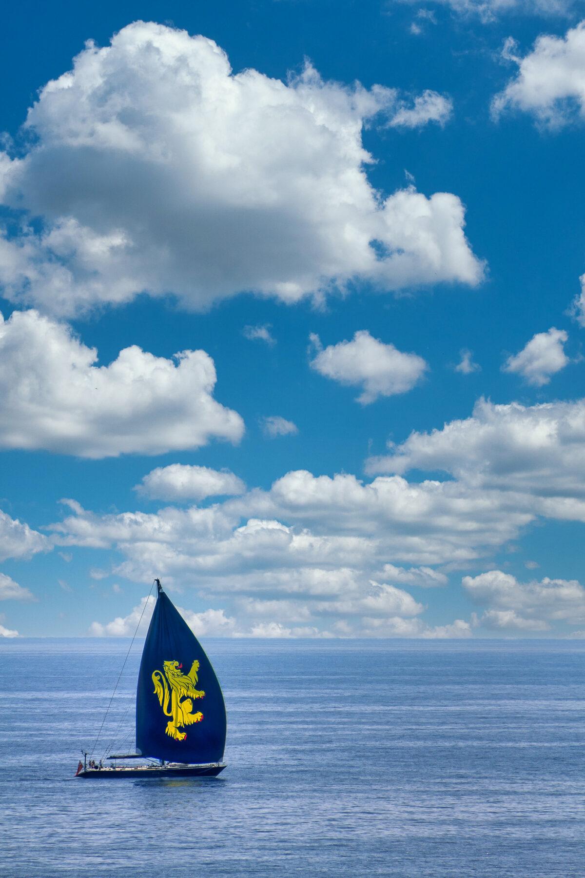 sail away II - Segelboot - (c) Eric immerheiser
