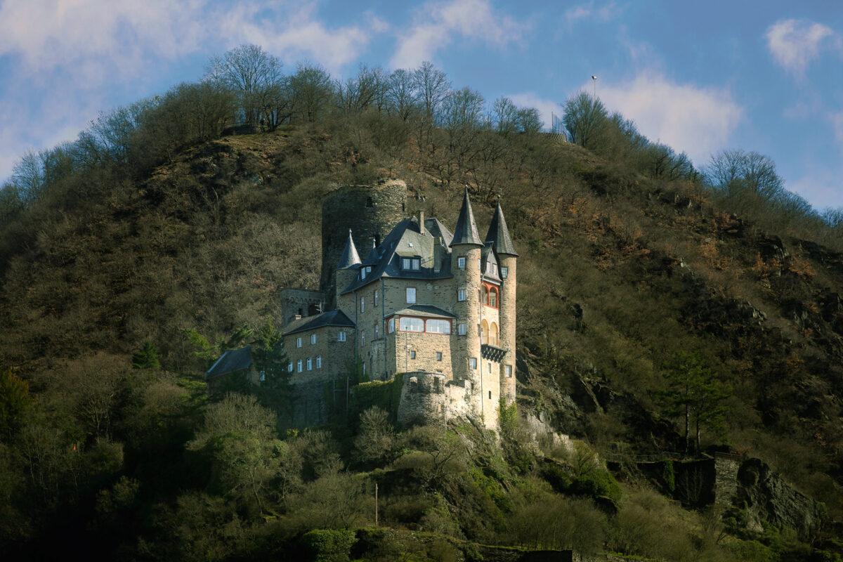 Burg Katz - (c) eric immerheiser
