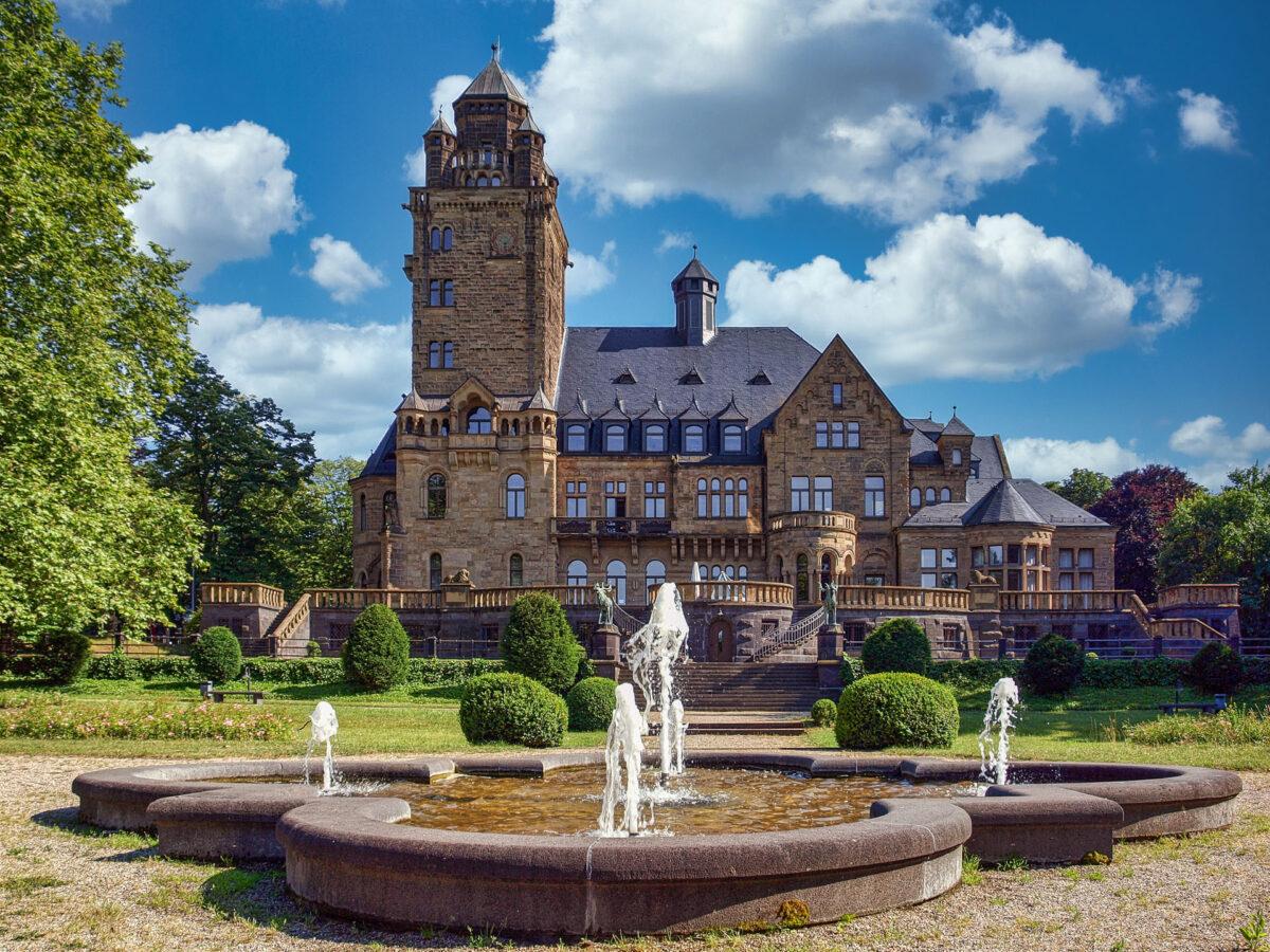 Schloss Waldthausen - (c) eric immerheiser