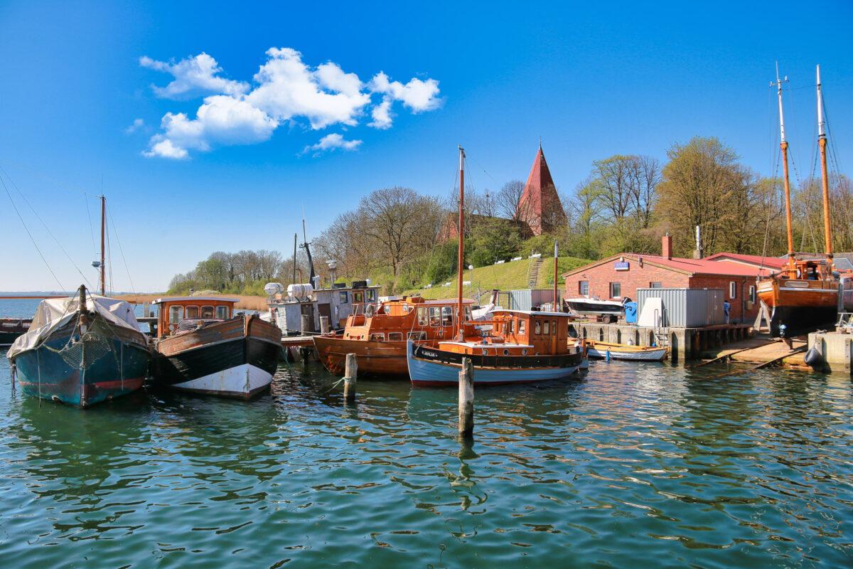 Yachthafen Kirchdorf Poel - (c) eric immerheiser